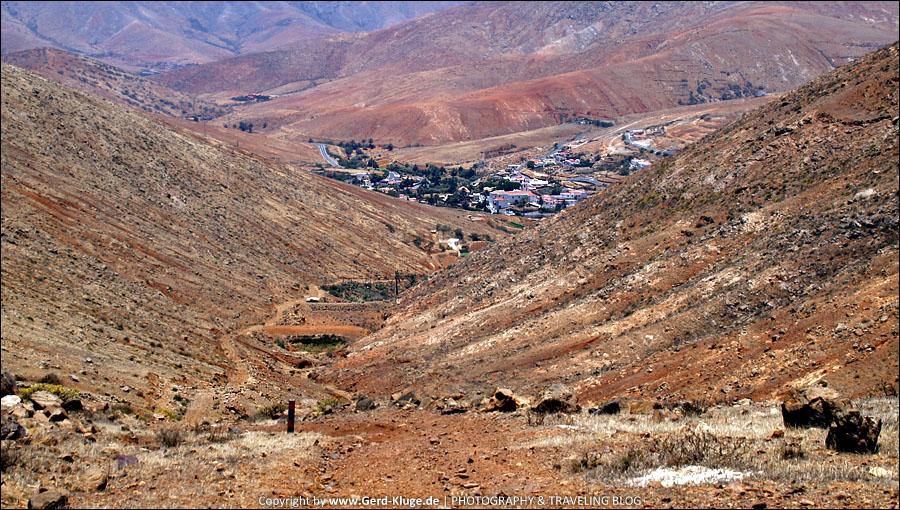 Wandern auf Fuerteventura | Betancuria