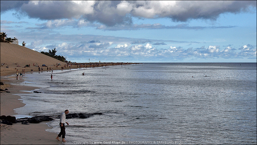 Fuerteventura - Den Sommer verlängert   Morro Jable - Playa de la Cebada