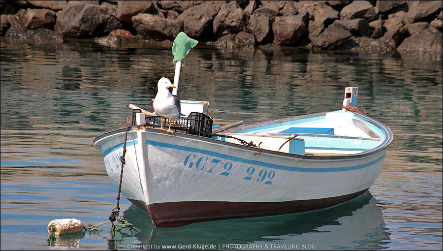 Hafen von Morro Jable