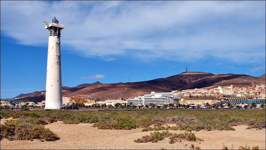 Fuerteventura - Den Sommer verlängert - Faro de Morro Jable