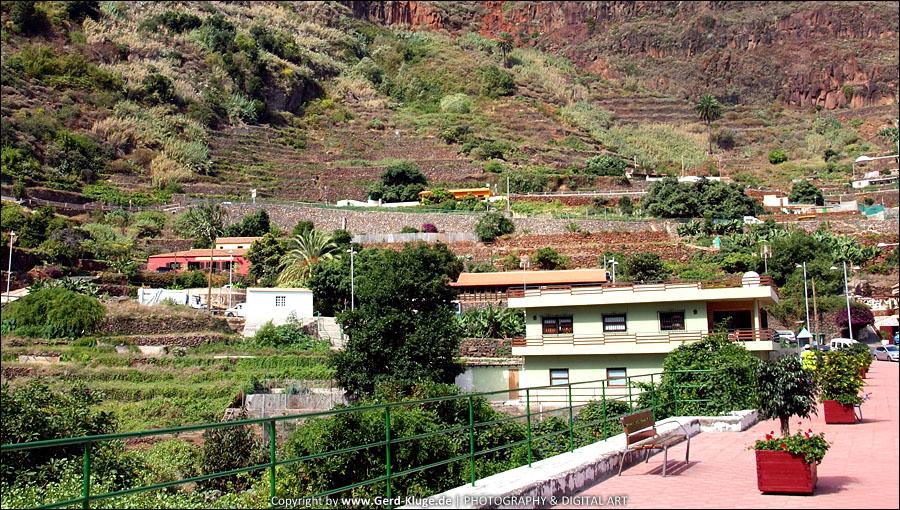 La Gomera :: Tag 13 | Die rote Wand von Agulo