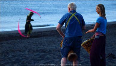 La Gomera :: Tag 21 | Trommeln zum Abschied
