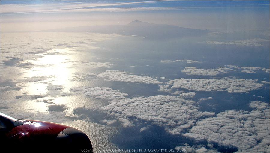 La Palma :: Tag 1 | Vorbei am Pico del Teide von der Insel Teneriffa