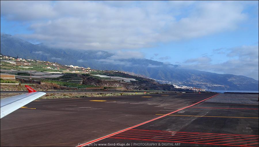La Palma :: Tag 1 | Sicher auf La Palma gelandet