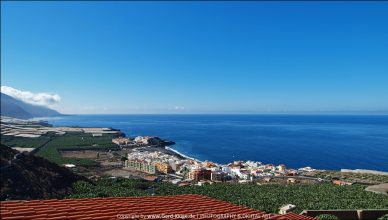 La Palma :: Tag 2 | Blick auf Puerto Naos