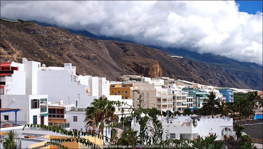 La Palma :: Tag 2 | Puerto Naos und die Wolkenfänger