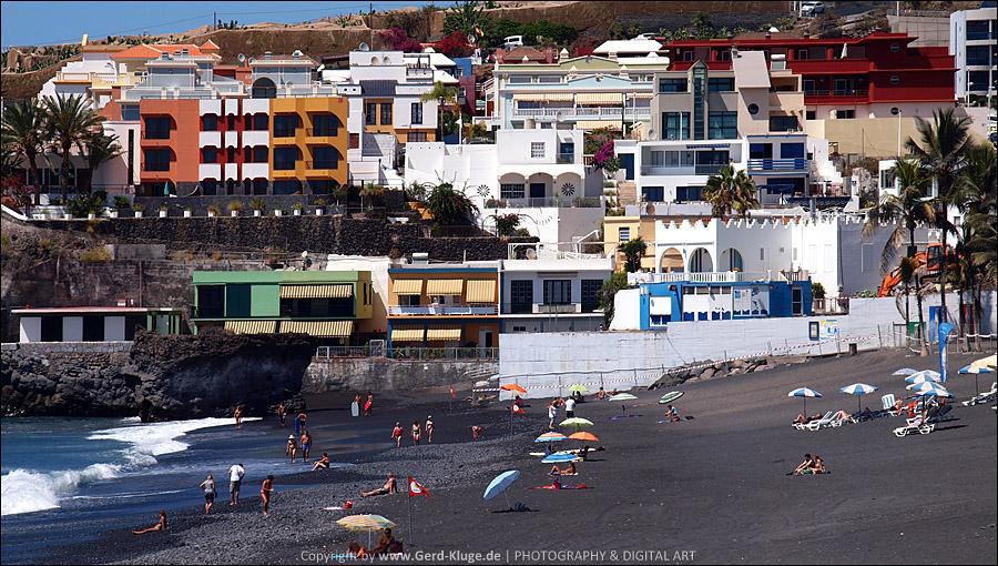 La Palma :: Tag 2 | Puerto Naos - Strand