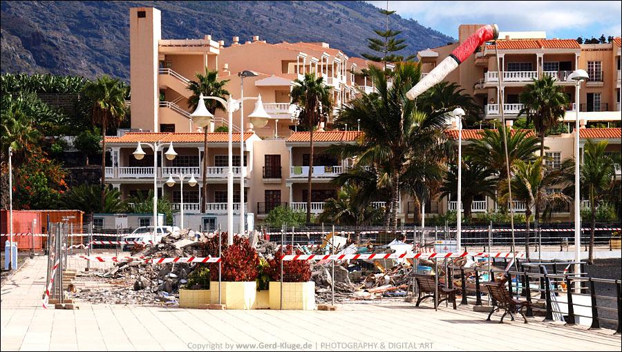 La Palma :: Tag 2 | Puerto Naos und die Baustelle