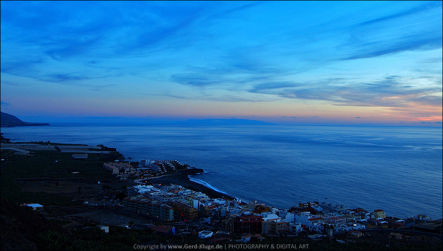 La Palma :: Tag 2 | Gute Nacht Puerto Naos