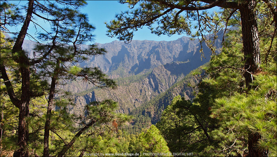 La Palma :: Tag 5   Caldera de Taburiente