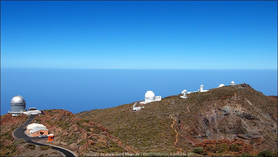 La Palma :: Tag 6 | Observatorio Astrofisico