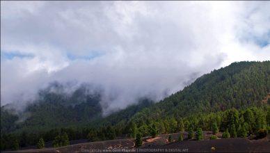 La Palma :: Tag 11 | Wolken über die Caldera de Taburiente