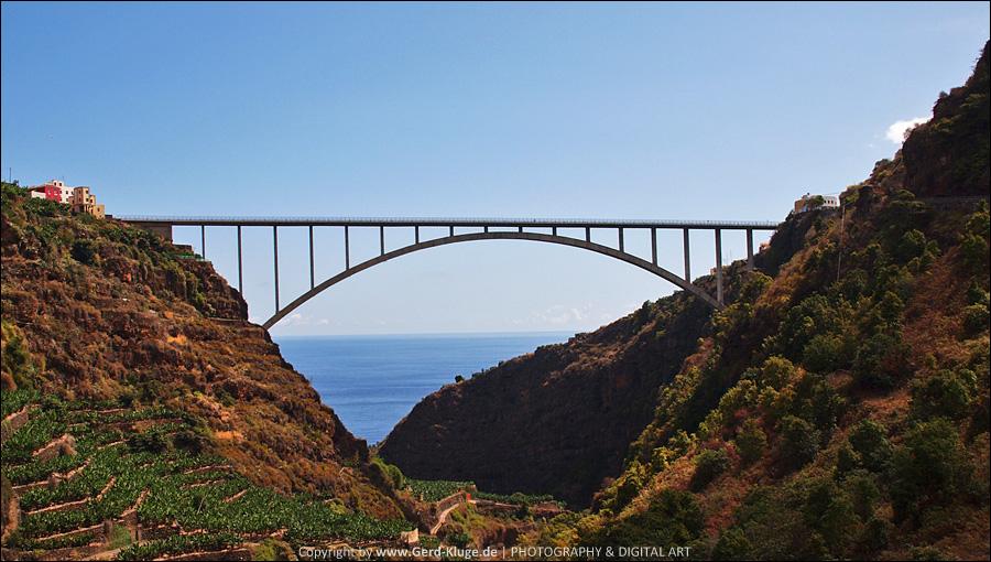 La Palma :: Tag 12 | Die Brücke Puente de los Tilos