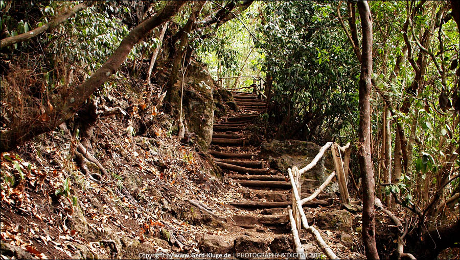 La Palma :: Tag 12 | Der Streppenweg zum Las Barandas