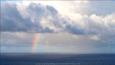 La Palma :: Tag 14 | Regenbogen zum Frühstück