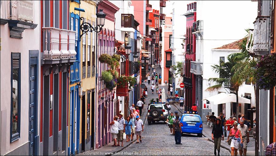 La Palma :: Tag 14 | in den Gassen von Santa Cruz