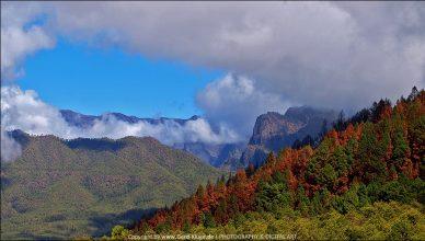 La Palma :: Tag 17 | Llano del Jable mit Blick auf die Caldera de Taburiente