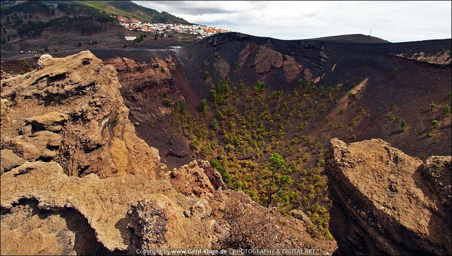 La Palma :: Tag 20 | Am Kraterrand des Volcán de San Antonio