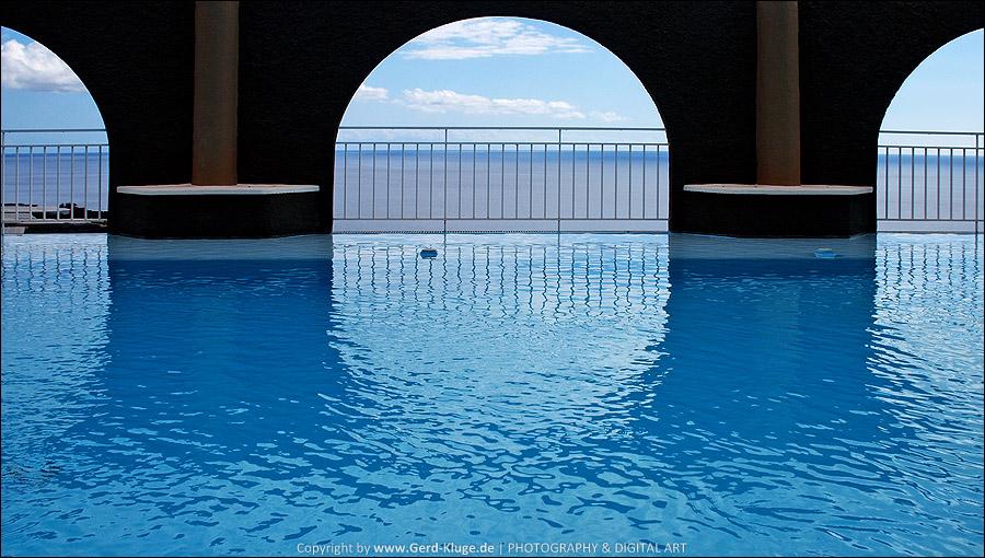 La Palma :: Tag 21 | La Muralla und der Poolblick