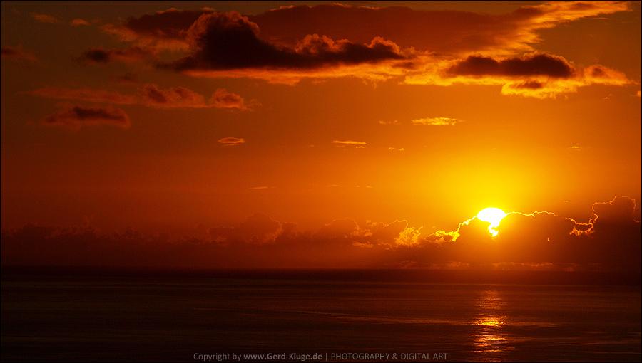 La Palma :: Tag 21 | Sonnenuntergang bei Puerto Naos