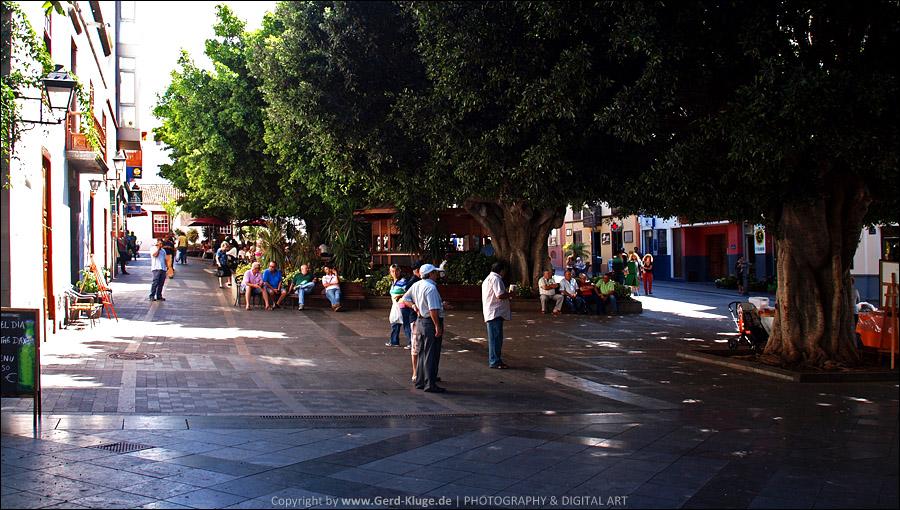 La Palma :: Tag 22 | Los Llanos - Plaza de España