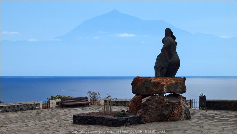 La Palma :: Tag 23 | Aussichtpunkt in der Nähe von Santa Cruz
