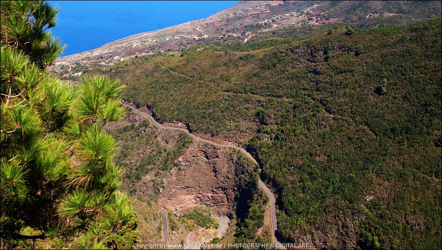 La Palma :: Tag 23 | Aussichtpunkt in der Nähe von Barlovento