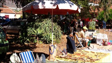 La Palma :: Tag 24 | Tazacorte - Flohmarkt