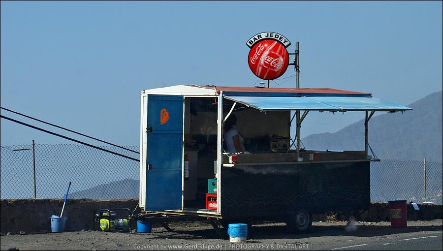 La Palma :: Tag 27 | Kiosk by Jedey