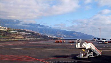 La Palma :: Tag 28 | Adios - Flughafen