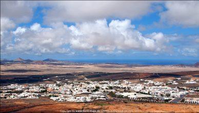 Lanzarote :: Tag 3 | Blick auf Teguise