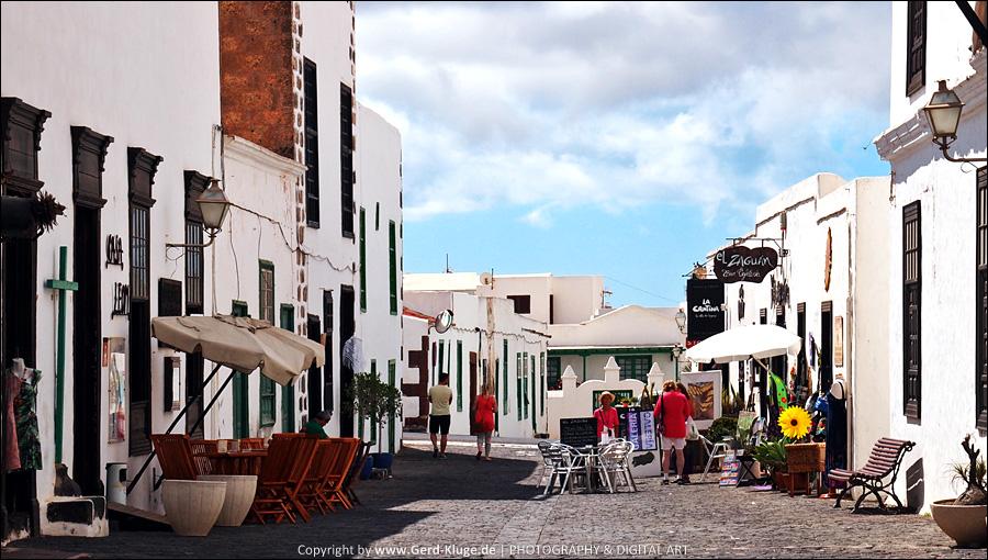 Lanzarote :: Tag 3 | Gassen von Teguise