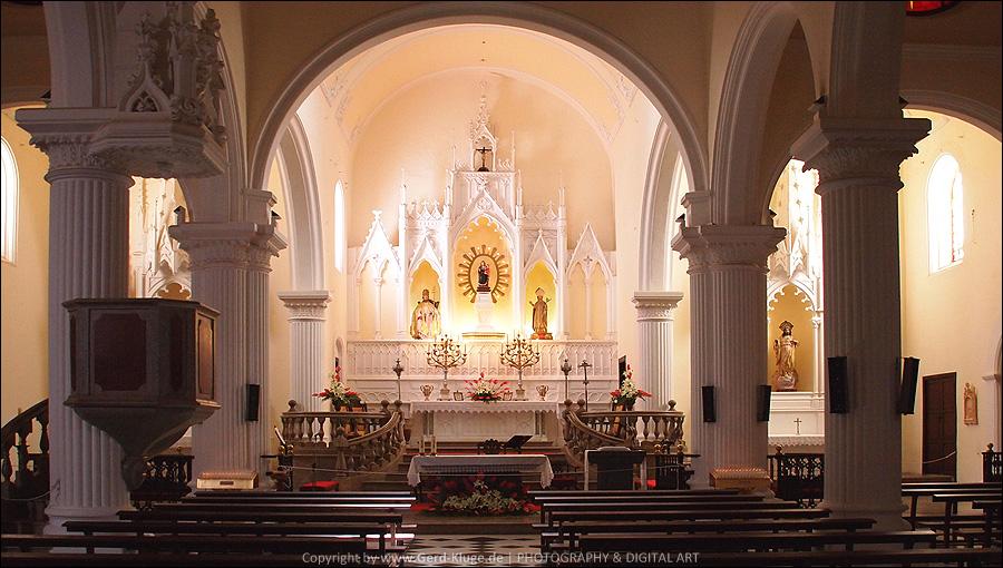 Lanzarote :: Tag 3 | Pfarrkirchen San Miguel
