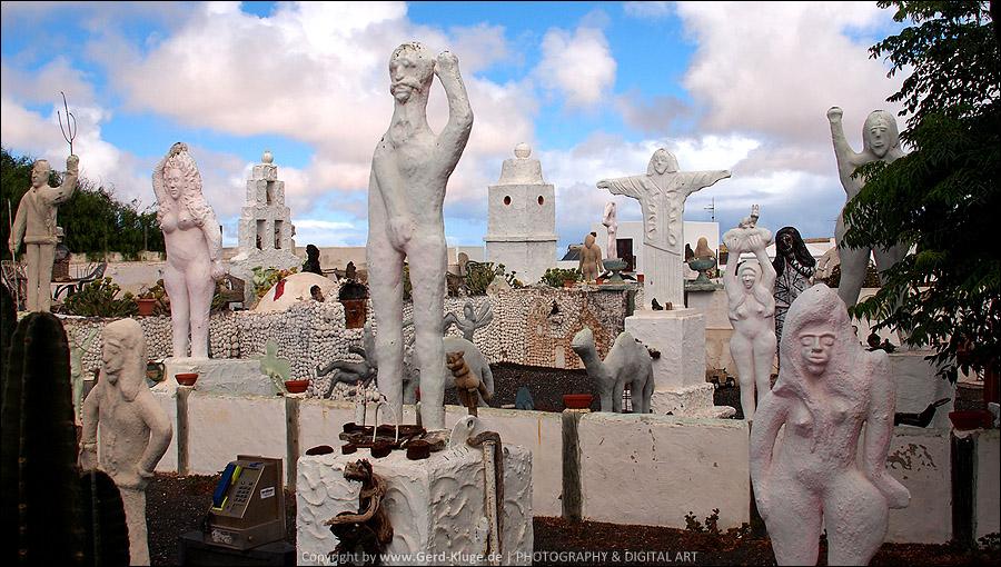 Lanzarote :: Tag 3 | Kunst im Garten
