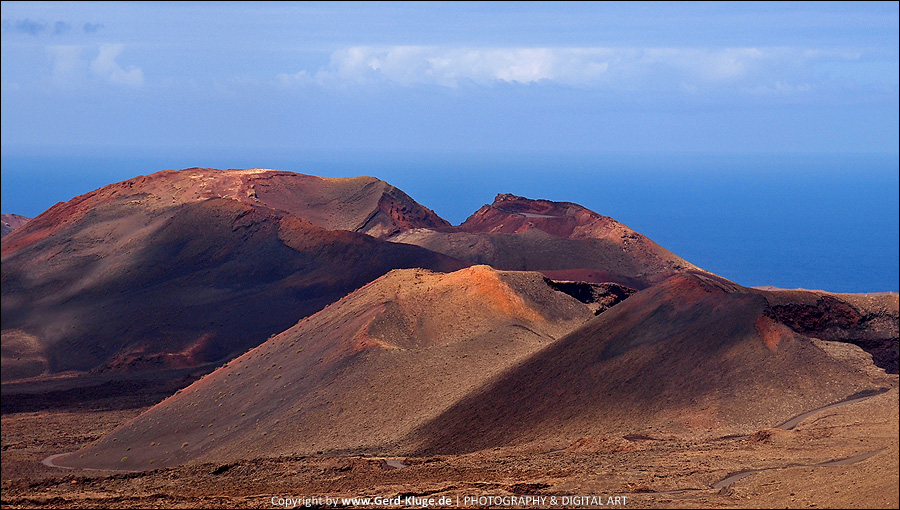 Lanzarote :: Tag 7 | Timanfaya - Die Feuerberge