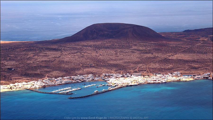 Lanzarote :: Tag 8 | Blick auf La Graciosa
