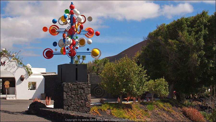 Lanzarote :: Tag 10 | César Manrique Fundación