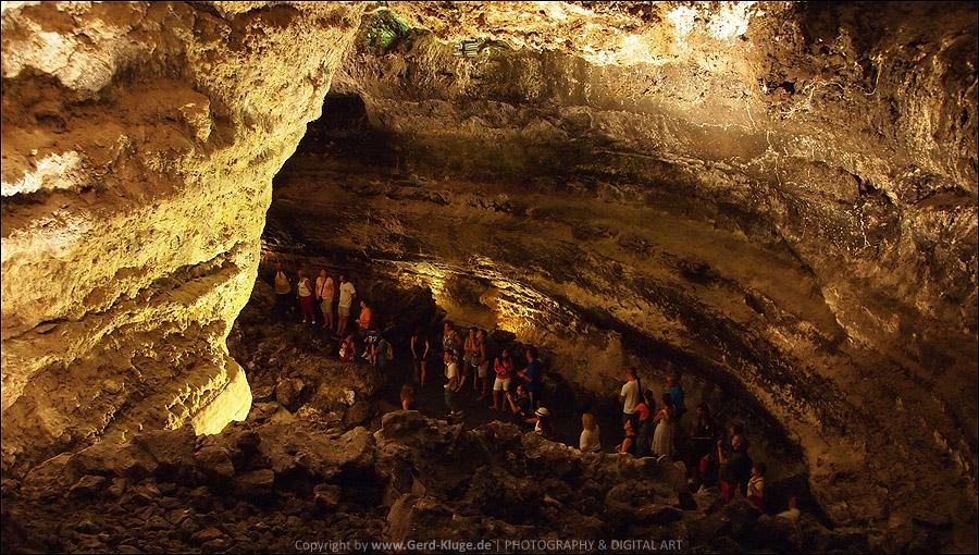 Lanzarote :: Tag 11 | Cueva de los Verdes