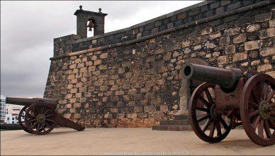 Lanzarote :: Tag 12 | Arrecife - Castillo de San Gabriel