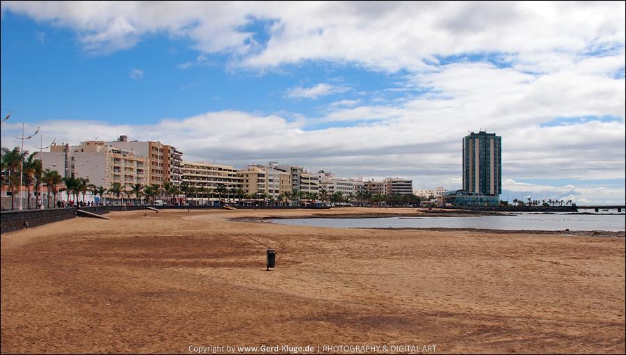 Lanzarote :: Tag 12 | Arrecife - Playa del Reducto