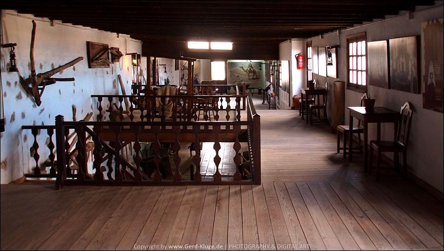 Lanzarote :: Tag 13   Tiagua - Villa Agricola El Patio - Museum