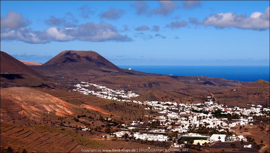 Lanzarote :: Tag 14 | Blick auf Haria
