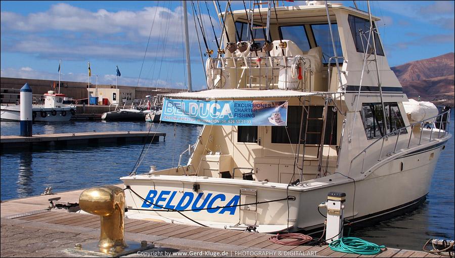 Lanzarote :: Tag 16 | Puerto Calero - Messing Poller