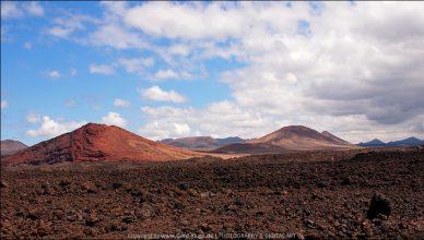 Lanzarote :: Tag 18 | Landschaft um El Golfo