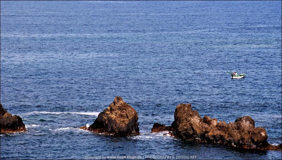 Lanzarote :: Tag 18 | Fischer im Boot