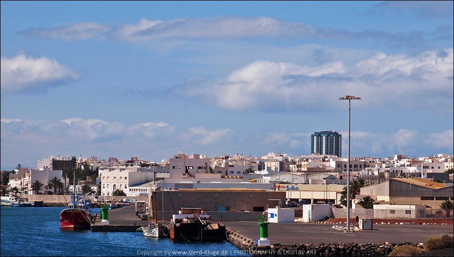Lanzarote :: Tag 19 | Arrecife - Im Hafen