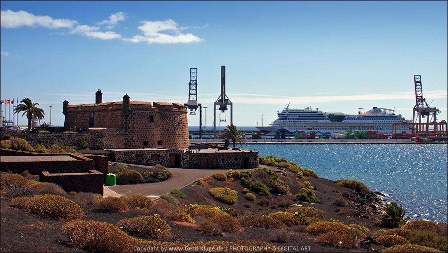 Lanzarote :: Tag 19 | Arrecife - Castillo de San José
