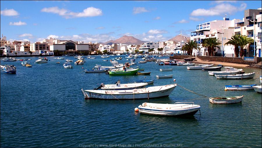 Lanzarote :: Tag 19 | Arrecife - Charco de San Ginés