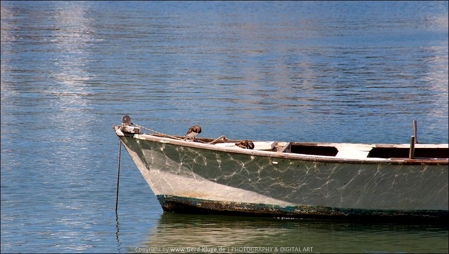 Lanzarote :: Tag 19 | Arrecife - Boot mit Enten