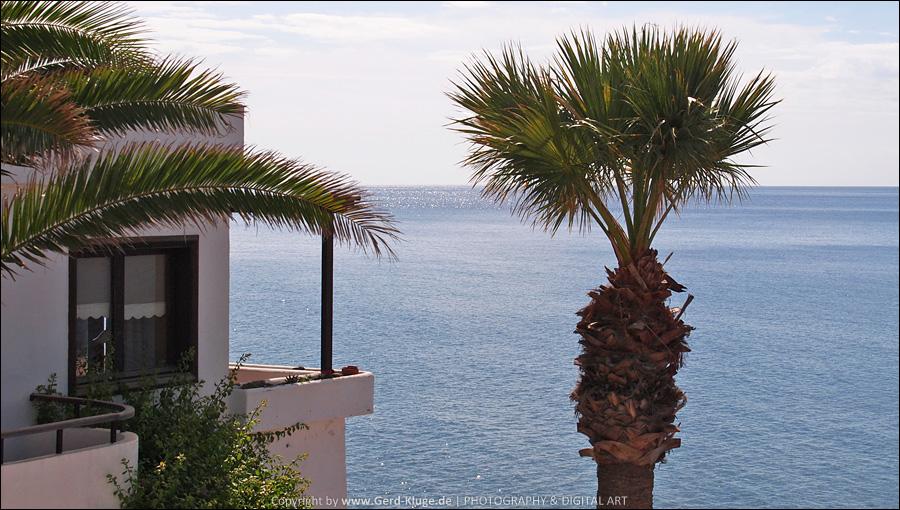 Lanzarote :: Tag 20   Puerto del Carmen - Meerblick